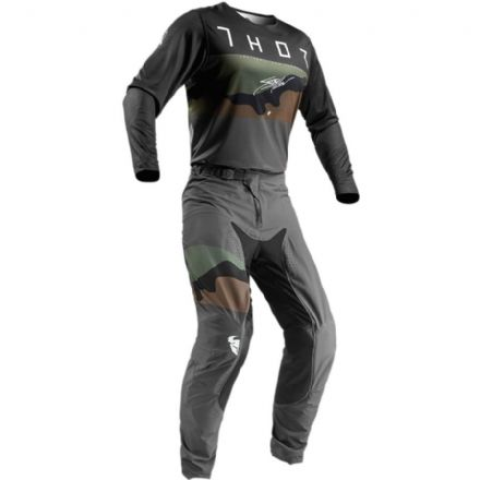 Thor PRIME PRO Fighter Charcoal Camo